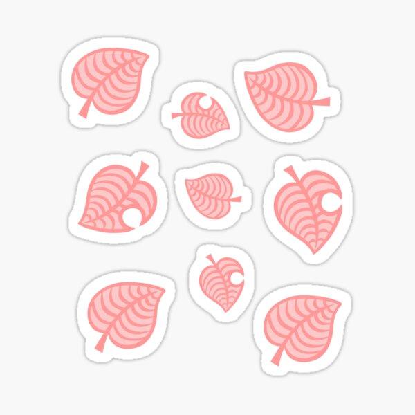 Animal rose traversant de nouveaux horizons Sticker