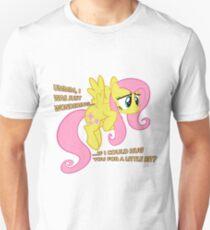 Fluttershy hug? Unisex T-Shirt