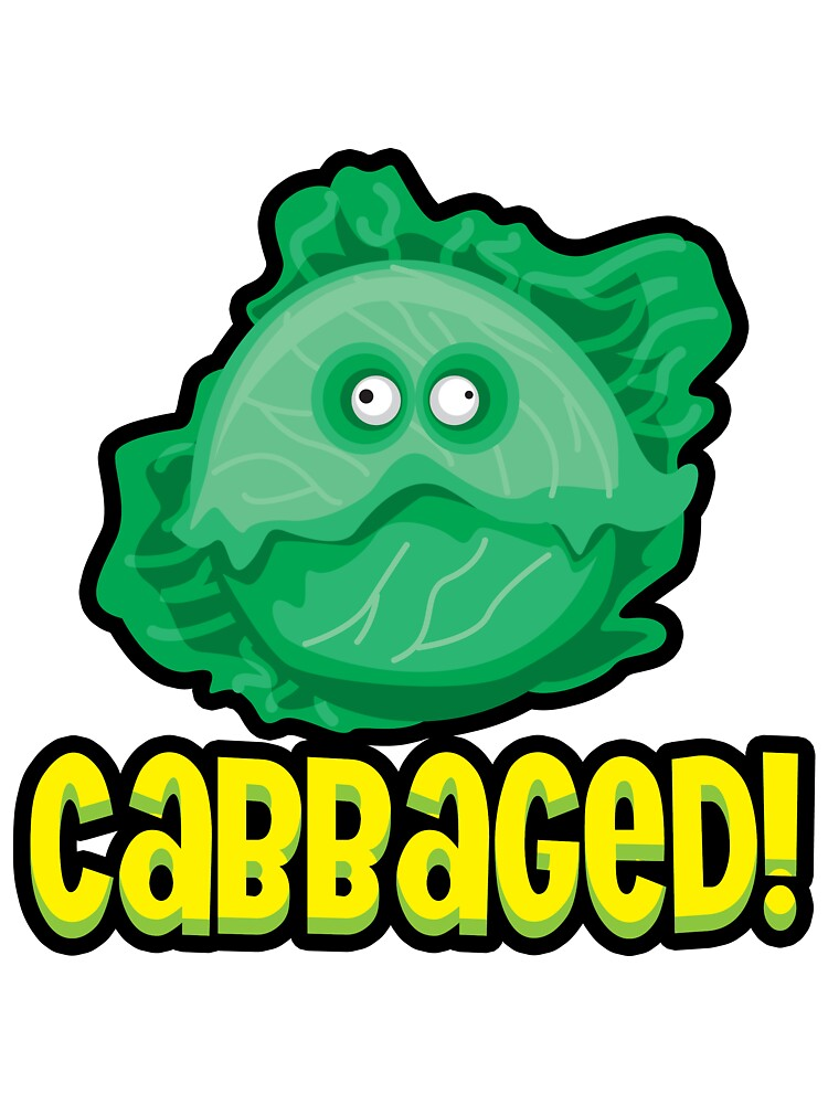 Cabbaged by Tom Fulep