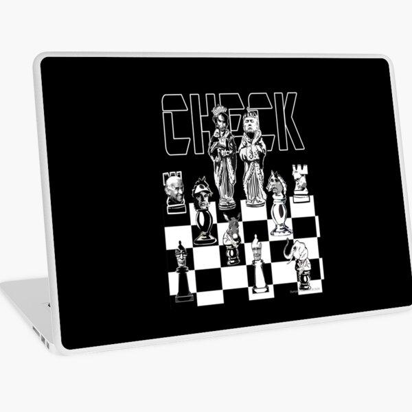 Check Laptop Skin