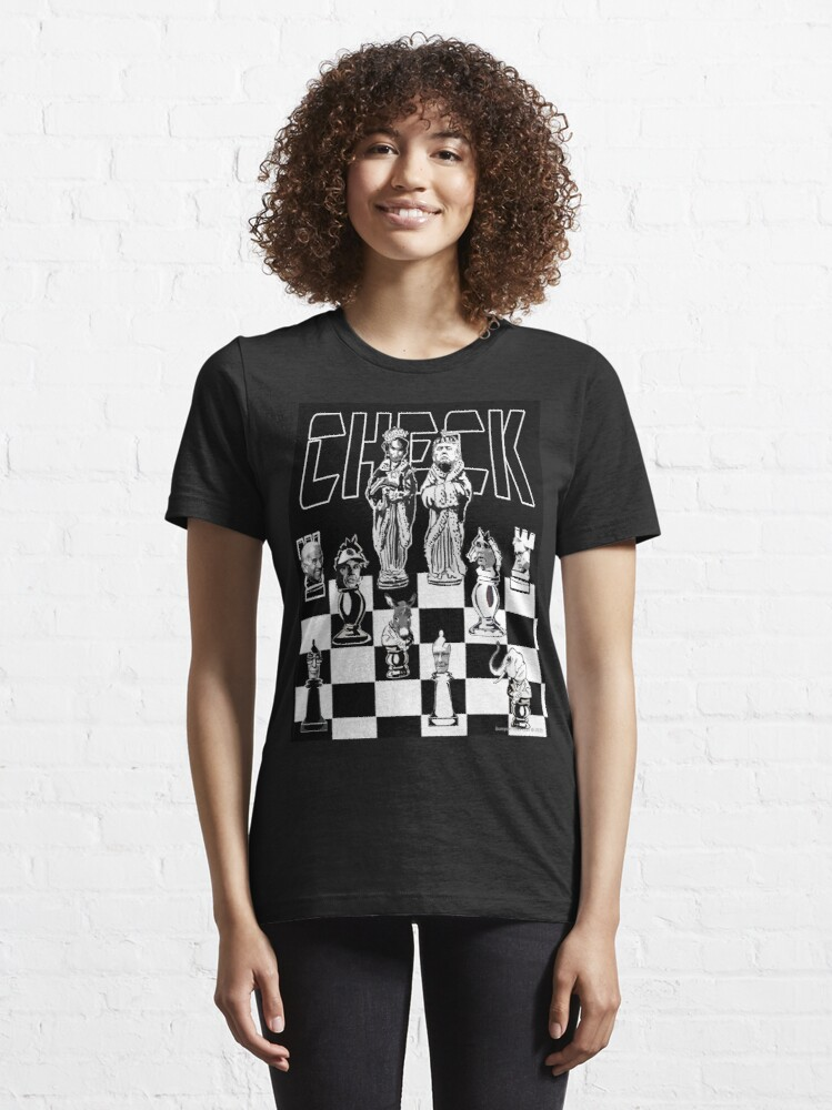 Alternate view of Check Essential T-Shirt