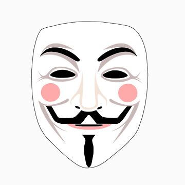 Anonymous mask by acifuentes