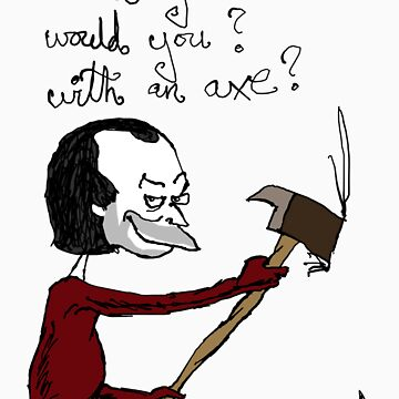 Dr Seuss's The Shining by thunderbloke