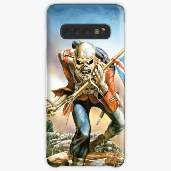 Iron Maiden - The Trooper Album Cover Samsung Galaxy Snap Case