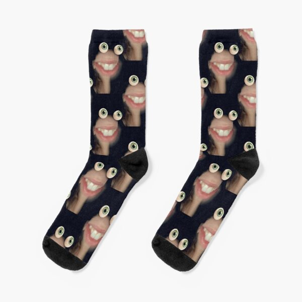 Really Beautiful Snail Child Socks