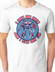 I Like Big Bots T-Shirt