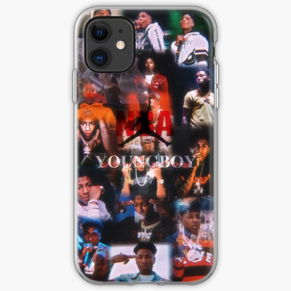 NBA Youngboy Phone Case iPhone Soft Case