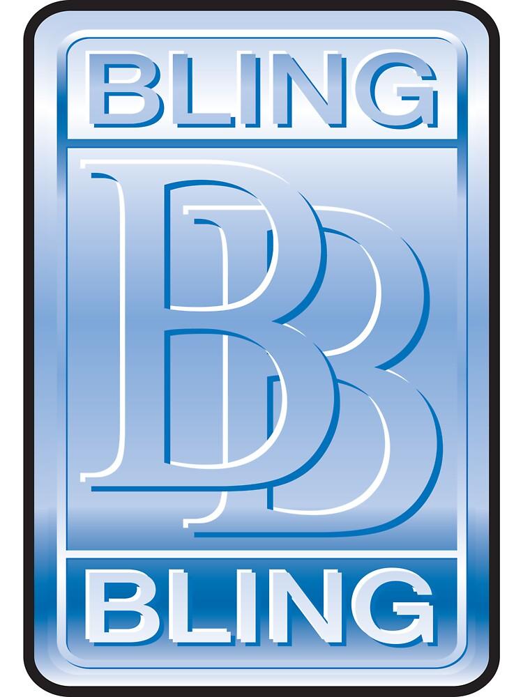 Bling Bling by Tom Fulep