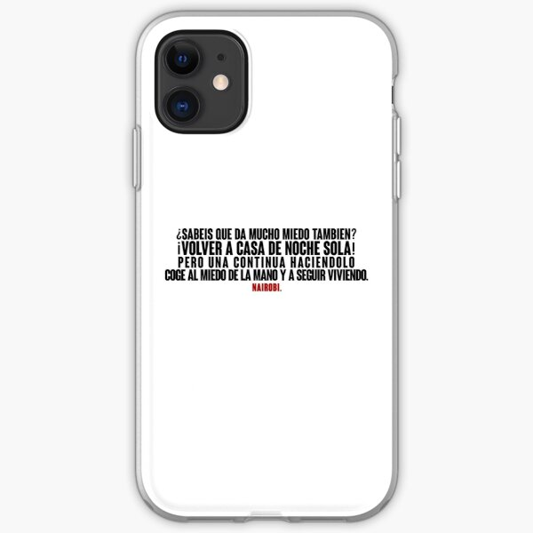 Cover iPhone XS X - Ciao Bella - Benjamins  Smartphone Fashion