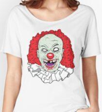 Zombie clown Women's Relaxed Fit T-Shirt