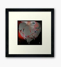 Airport X-Ray Vision Framed Print