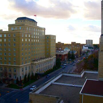 Hotel Saskatchewan 2 by raquelfletcher