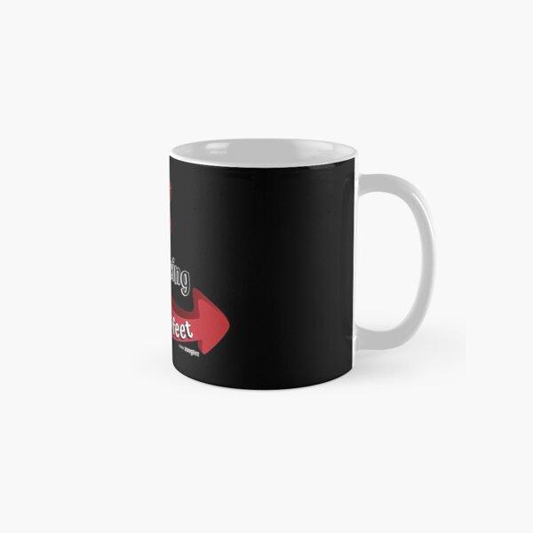 Social Distancing 6 feet Classic Mug