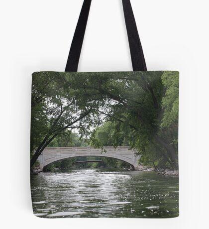 The Yahara River Tote Bag