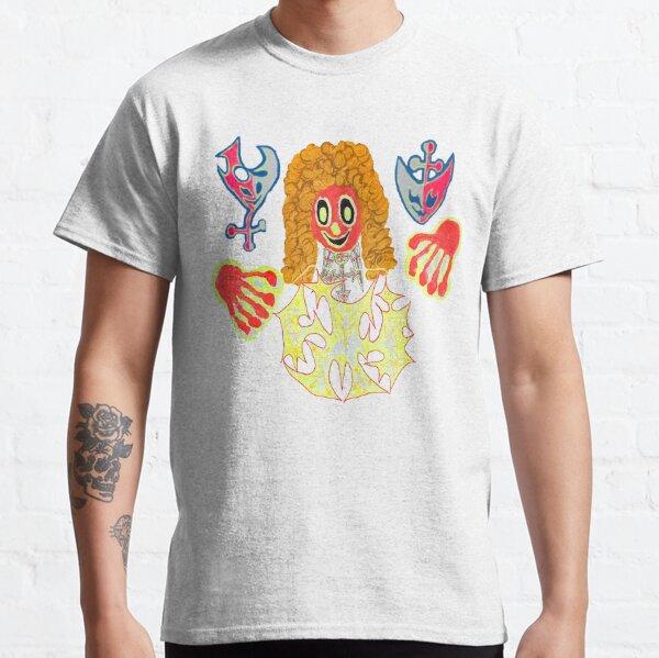 Arte de la portada del álbum Bladee Exeter Camiseta clásica