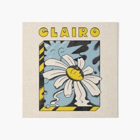 Clairo Art Board Print