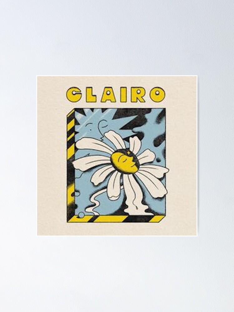 Alternate view of Clairo Poster