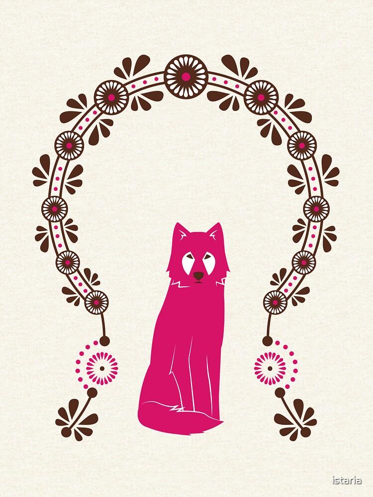 Folk Wolf by istaria