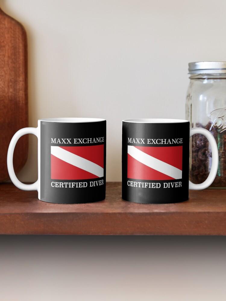 Alternate view of Maxx Exchange Certified Diver Frogman Snorkel. Mug