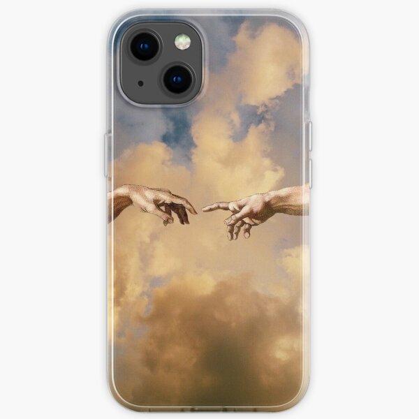 "Phonecase ""The Creation of Adam"" iPhone Soft Case"