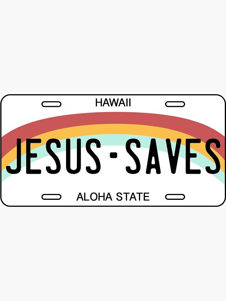 Jesus saves  by mgarate
