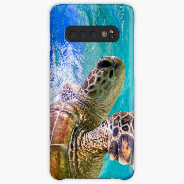 Determined turtle Samsung Galaxy Snap Case