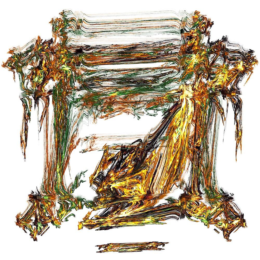 Baroque Angeldust by Benedikt Amrhein