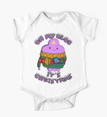 Lumpy Space Princess - Oh My Glob It's Christmas Kids Clothes