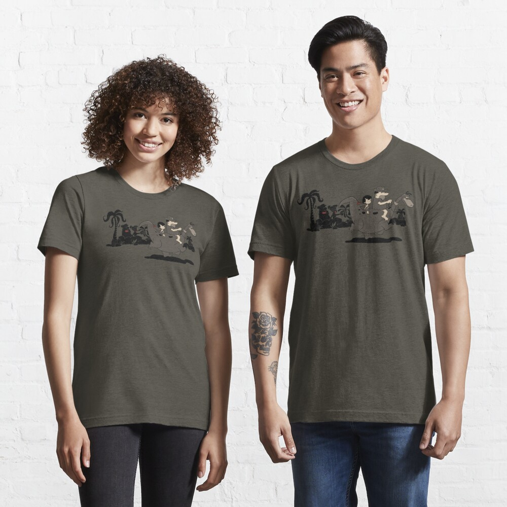 The Walking Fred Essential T-Shirt