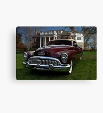 1953 Buick Skylark Convertible Canvas Print