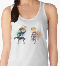 The Worlds Cutest Consulting Detective Women's Tank Top