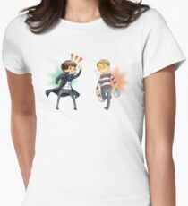 The Worlds Cutest Consulting Detective T-Shirt