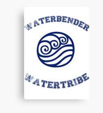 water bender Canvas Print