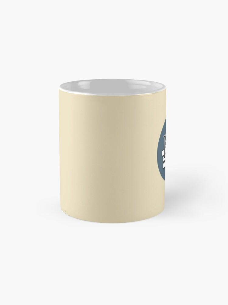 Alternate view of Pragmatic Programmer Book Icon - Mug Mug