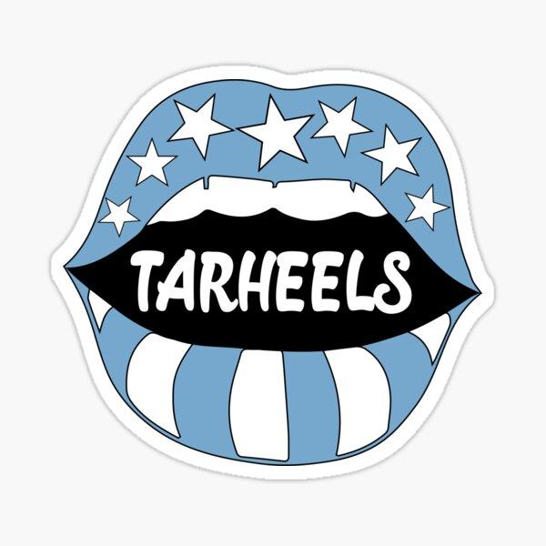 UNC Tarheels Sticker