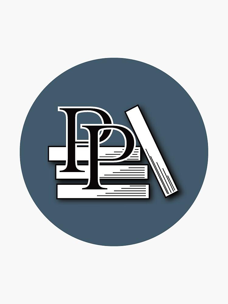 Pragmatic Programmer Book Icon - Sticker by PragProg