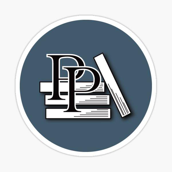 Pragmatic Programmer Book Icon - Sticker Sticker