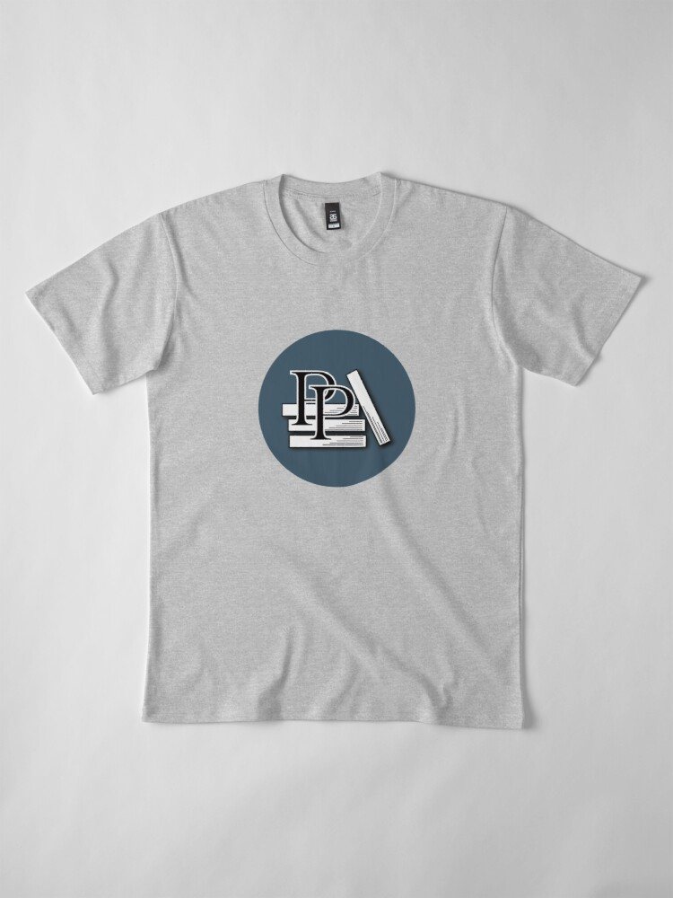 Alternate view of Pragmatic Programmer Book Icon - T-Shirt Premium T-Shirt