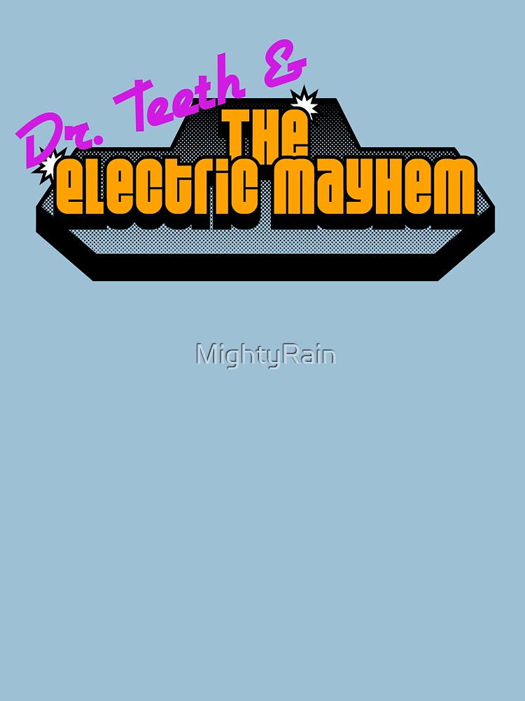 The Electric Mayhem | Unisex T-Shirt