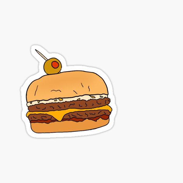 Swensons Galley Boy Sticker Sticker