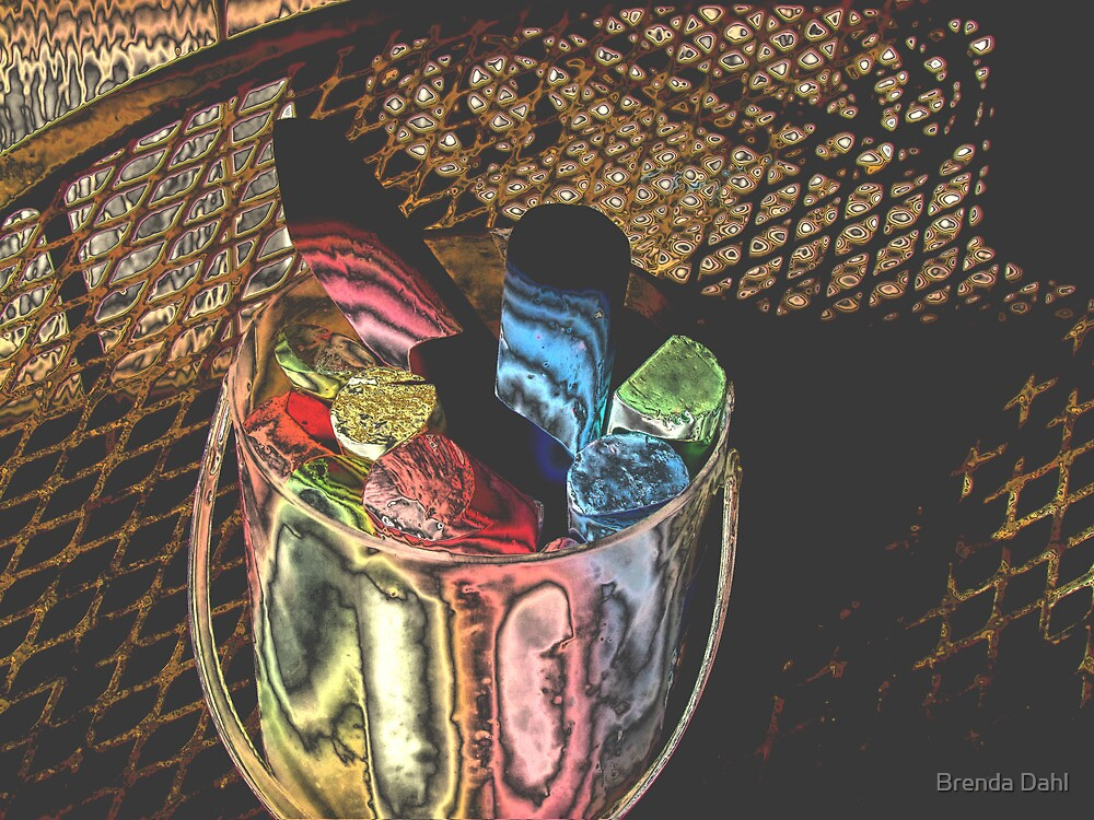 Chalk by Brenda Dahl