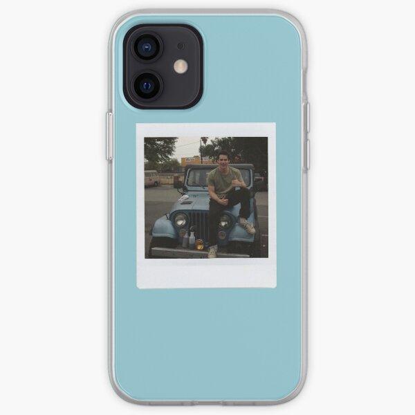 Dylan O'Brien Polaroid iPhone Soft Case