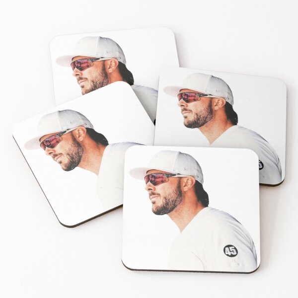 KB White Out Coasters (Set of 4)
