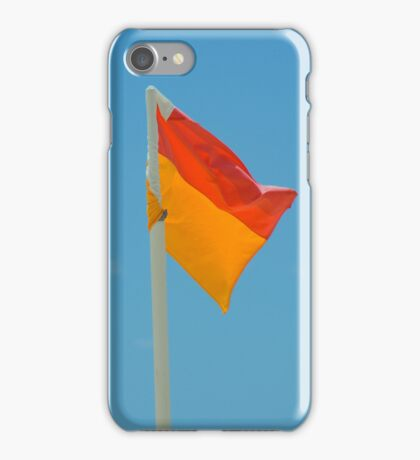 Talk between the flags - Cover iPhone Case/Skin