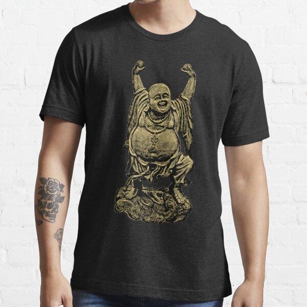 Dancing Buddha. Essential T-Shirt