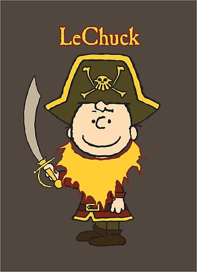 LeChuck by Scott Weston