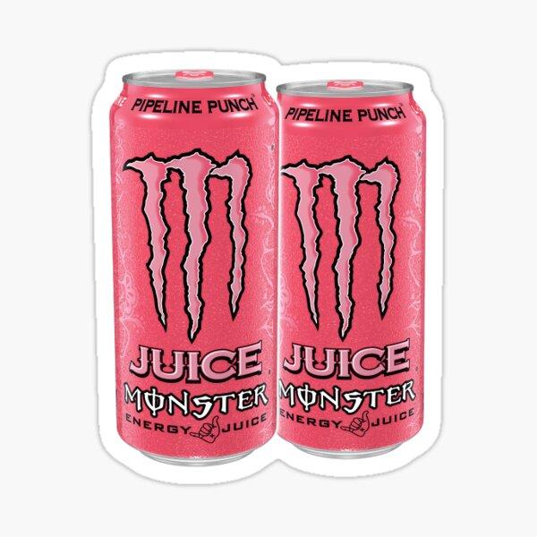 pink monster sticker Sticker