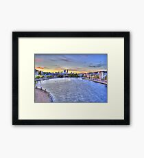 Painterly Framed Print