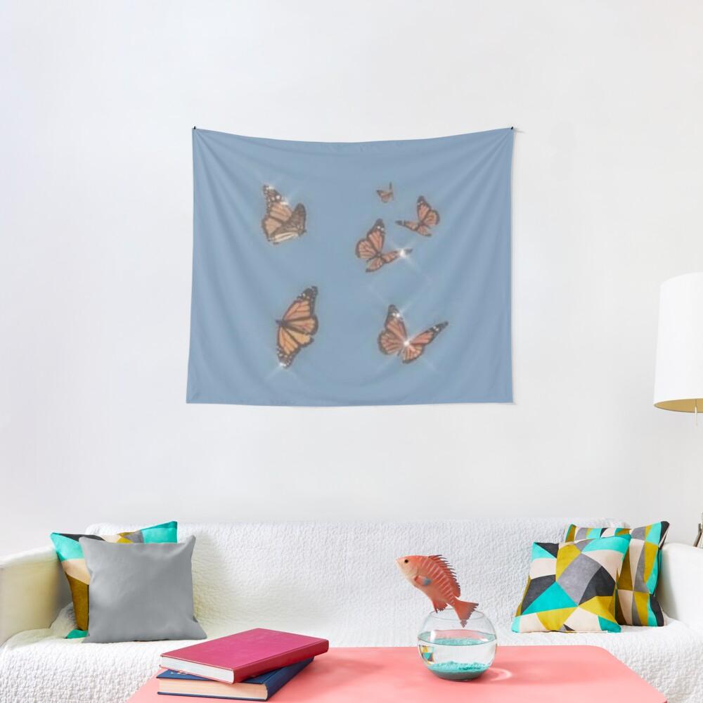 butterflies Tapestry