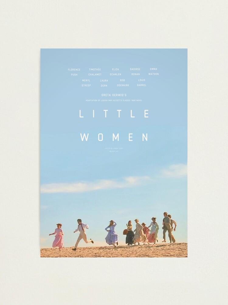 Alternate view of ALTERNATE LITTLE WOMEN (2019) POSTER  Photographic Print